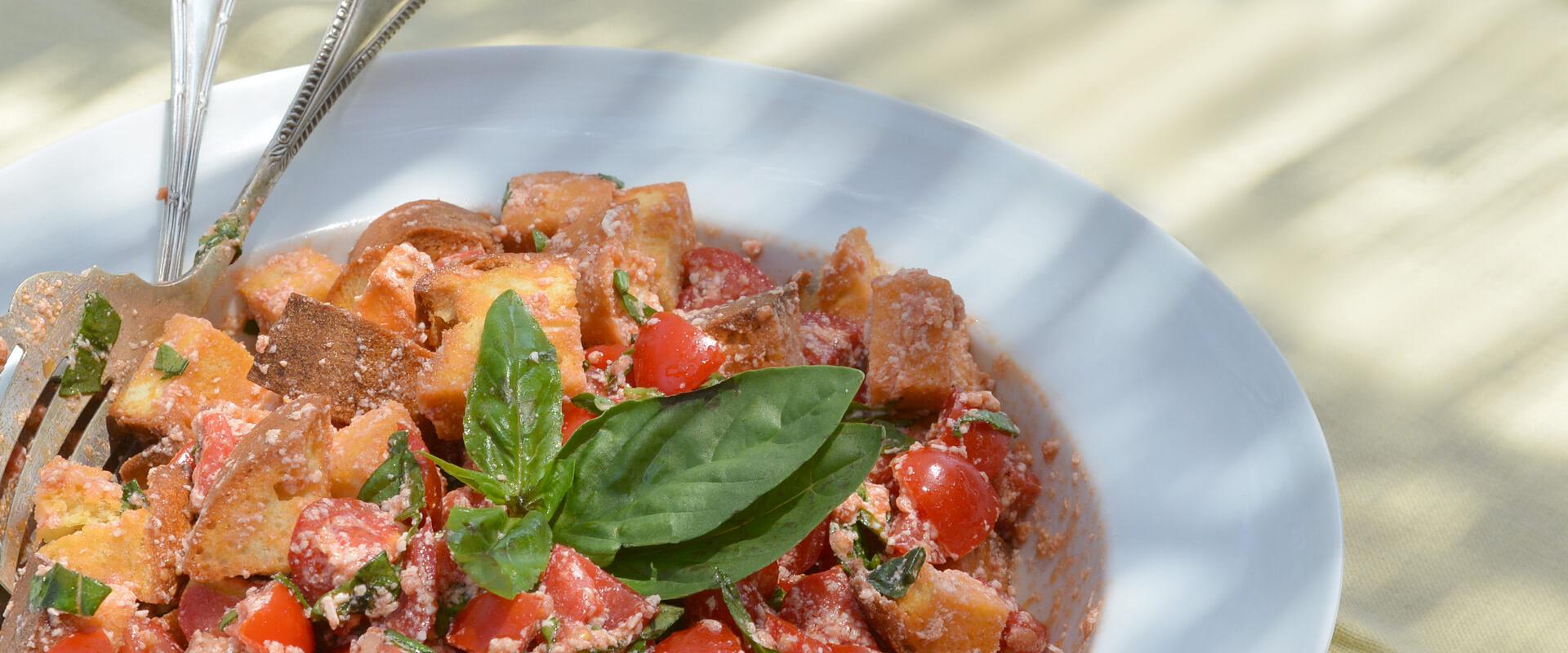 Panzanella – prosto i smacznie!