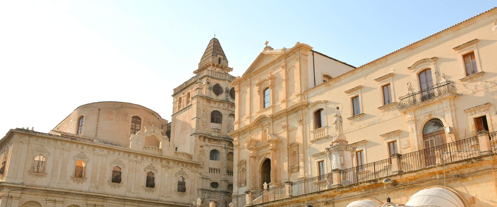 Noto – perła sycylijskiego baroku