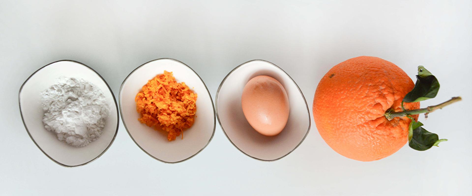 Pomarańczowa babka bezglutenowa idealna na Wielkanoc!